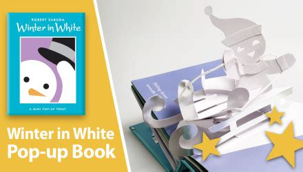 winter in white pop best pop up books beautiful and impressive pop ups