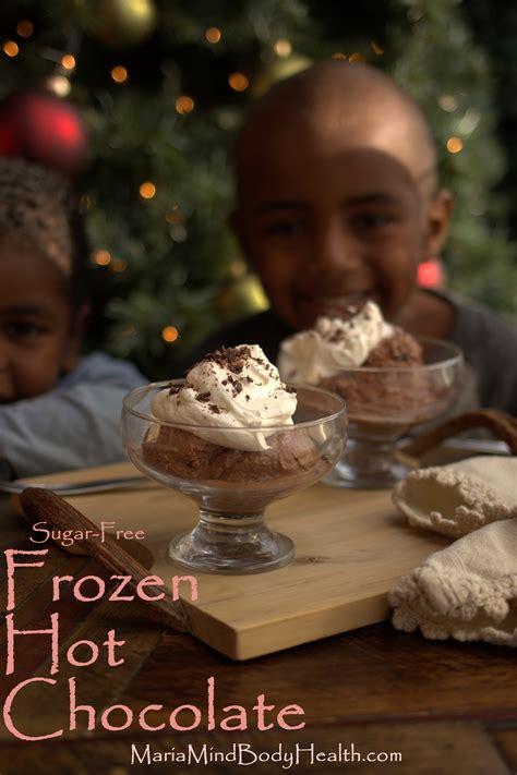 frozen hot chocolate calories large frozen hot chocolate sugar free frozen hot chocolate