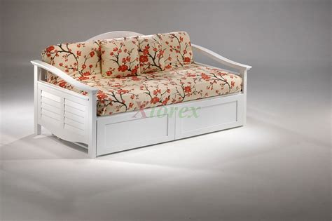 twin bed daybed seagull daybed twin size white day bed with trundle bed