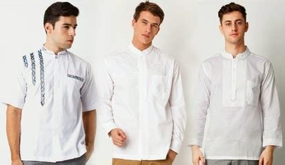 Koko Pakistan Anak 9 11thn Putih fashion baju muslim modern