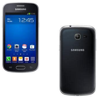 smartphone samsung galaxy trend lite s7390 4 go noir