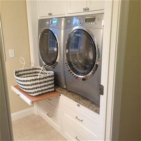 top 25 ideas about washer dryer cover up on pinterest hidden laundry washers and plugs stacked washer and dryer design ideas