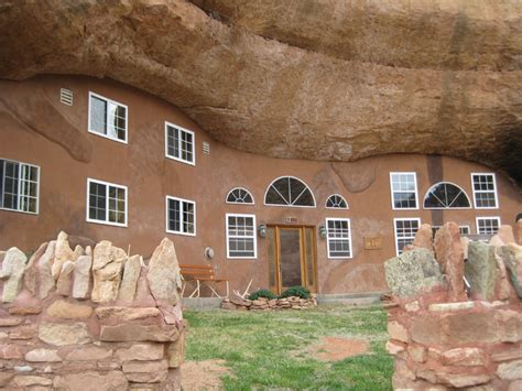 6 awesome caves to call home cave palace ranch inhabitat