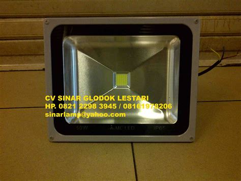 Lu Sorot Led 50 Watt lu sorot led 50 watt merk mc led