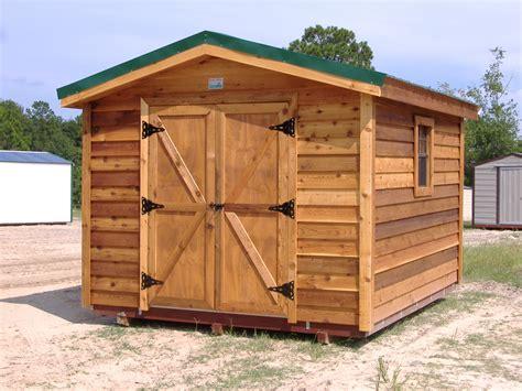cedar shed handi house manufacturing