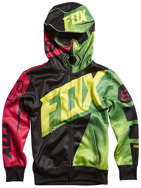 Hoodie Zippjaketsweater Fox Racing fox racing youth vandal zip hoody 12 10 74 revzilla