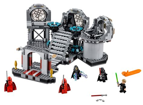 death star lego star wars final duel 10 coolest lego star wars sets collider