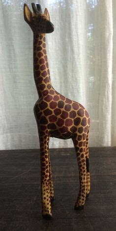 giraffe statue sculpture figurine home d 233 cor available at
