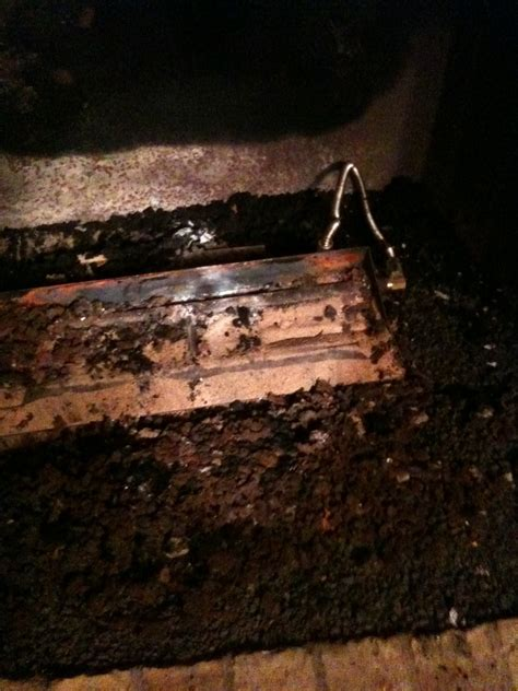 is it safe to burn wood in a gas fireplace best image