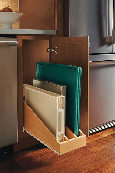 cabinet roll out trays roll out tray divider homecrest cabinetry