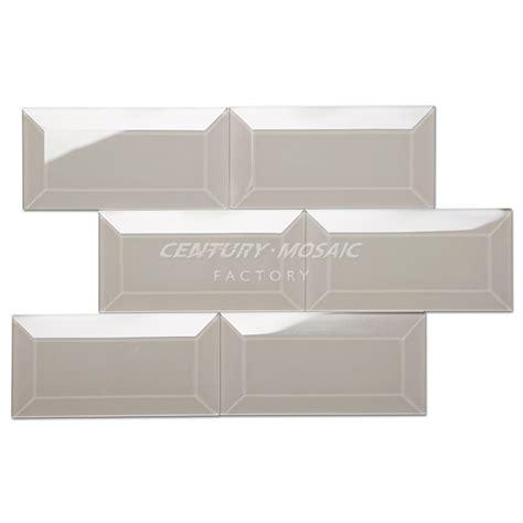 light gray glass subway tile light gray glass subway tile centurymosaic glass mosaic