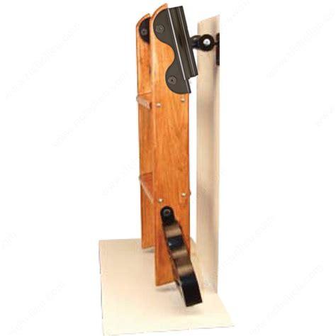 echelle en bois déco 2856 quincaillerie de m 233 tal noir satin 233 avec pour