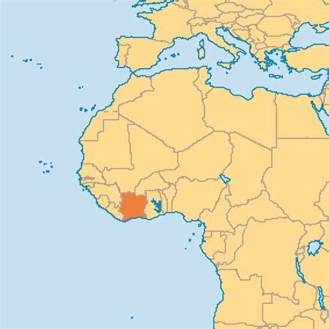 cote divoir cote d ivoire operation world