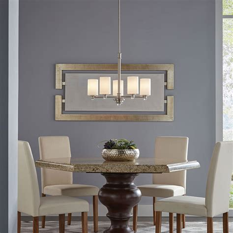 Light Fixtures For Dining Rooms Dining Room Lighting Gallery From Kichler