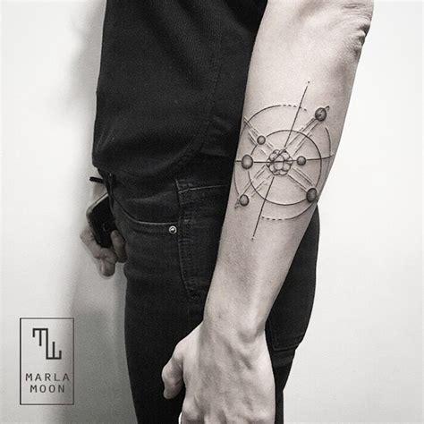 atom tattoo designs images