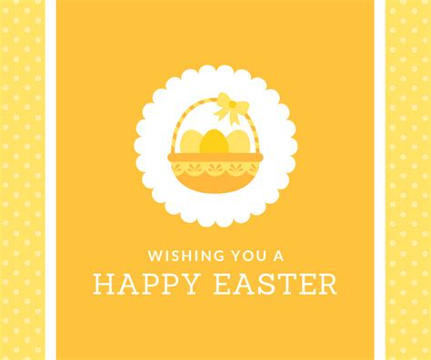 Wishing You A Happy Easter by Bee Simple Wishing You A Happy Easter