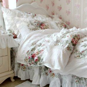 Lidia Bed Cover Set 200x200x20 King Size shabby chic bedding sets the best comforters and quilts of 2018