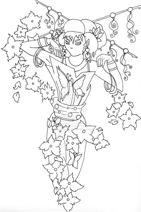 geisha tattoo outline geisha tattoo by angelicyaoi on deviantart