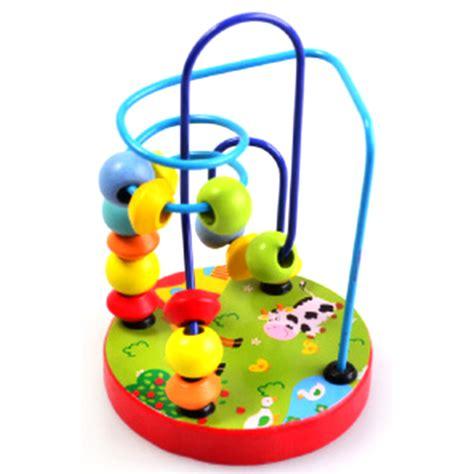mainan anak buzz wire model small farm multi color