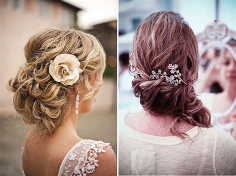 best wedding updo hairstyles 2018