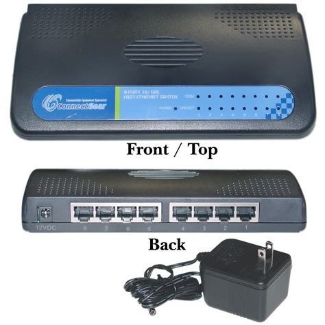 Fast Ethernet Switch 8 port fast ethernet switch 10 100 auto negotiation