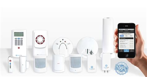 wireless security system home apartment and business