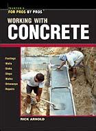 foundations concrete work books footings foundations and monolithic concrete slabs