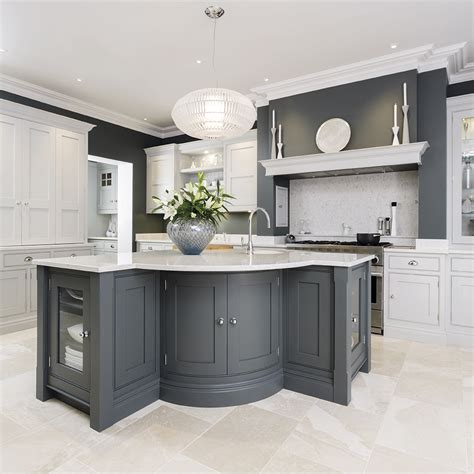 kitchen decorating ideas uk grey kitchen ideas that are sophisticated and stylish ideal home