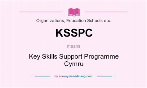 what does ksspc definition of ksspc ksspc stands
