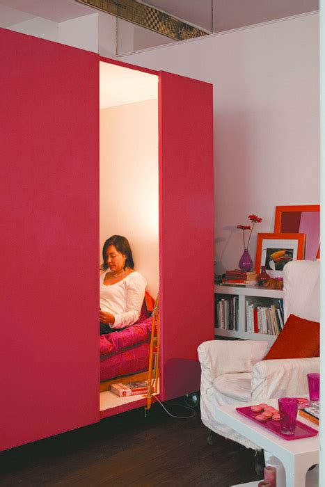 mobile bed mobile bed cube great idea for a studio apartment enpundit