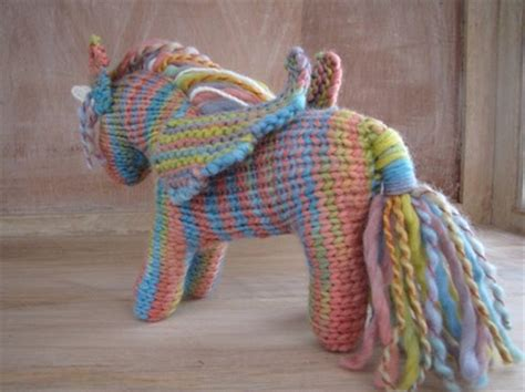 knitted unicorn 1000 images about dolls bears toys knitted on