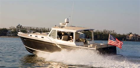 worlds  fuel efficient powerboats mjm yachts