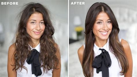 Clip In Hair Extension Frizzy Wave hairstyles for frizzy hair best hairstyles for naturally