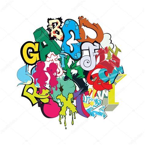 Color Me Graffiti 2 graffitis letras coloridos