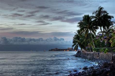 relax  appraise  beautiful hawaii scenery cruise panorama