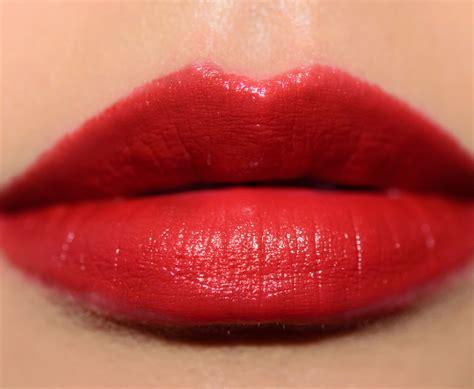 Shiseido Lipstick shiseido crime of poppy real ruby