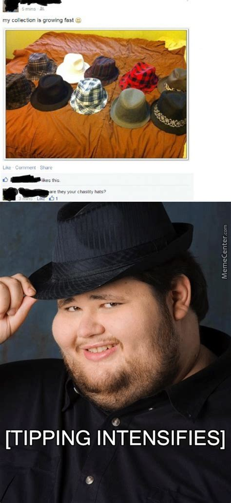Fedora Guy Meme - m lady by droos meme center