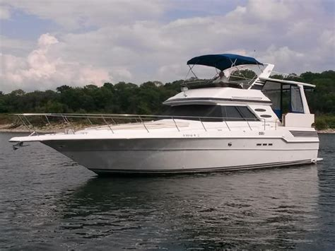 freshwater sea ray boats for sale 44 sea ray 440 freshwater aft cabin eisenhower yacht