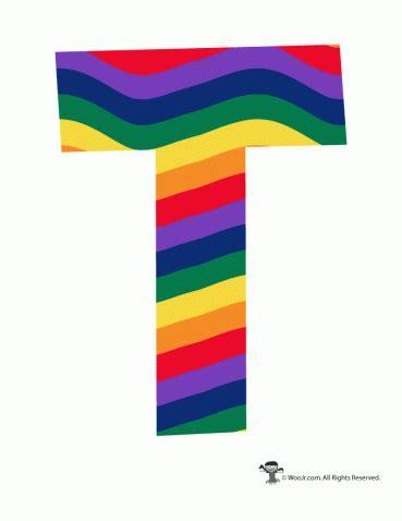 colored bubble letters rainbow alphabet printable letters art lettering