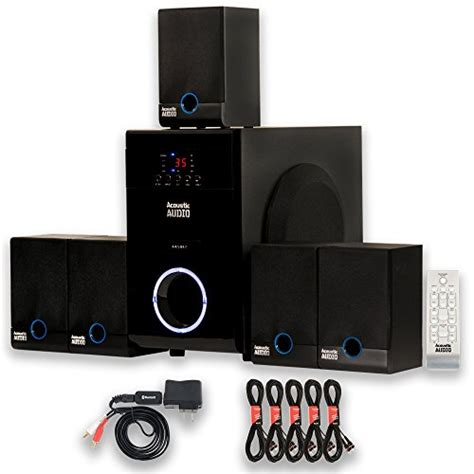 acoustic sound design home speaker experts video review acoustic audio aa5817 800 watt home theater