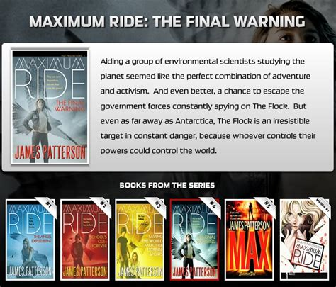 maximum ride series 80 best images about science fiction on