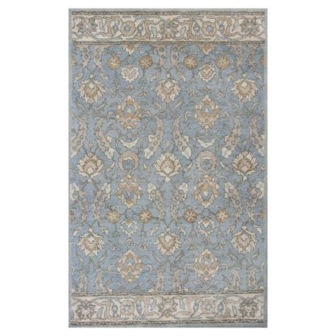 Kas Rugs Russell Slate 7 Ft 9 In X 9 Ft 6 In Area Rug 9 Foot Rugs