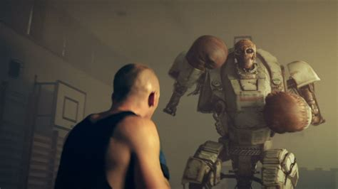 film world robot boxing how to train your robot short film about a boxing trainer