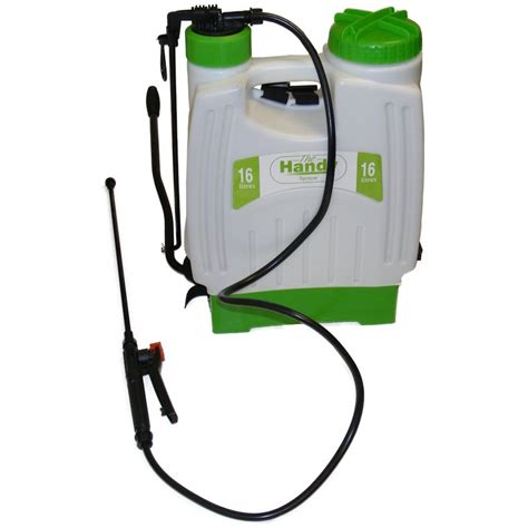Knapsack Sprayer Alpha 16 the handy 16 litre knapsack sprayer