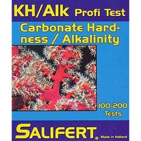 Salifert Kh By Reef Nation test kh salifert salifert test de l eau 6 9 eur boutique
