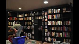 Home Design With Basement by Timelapse Personal Library Move Youtube