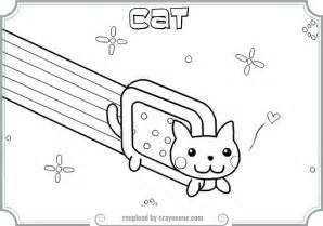 nyan cat coloring pages nyan cat coloring pages printable coloring pages in
