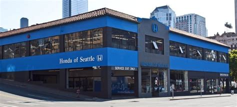 Toyota Dealership Seattle Driven South Seattle S Car Dealerships Set Up Auto Row In