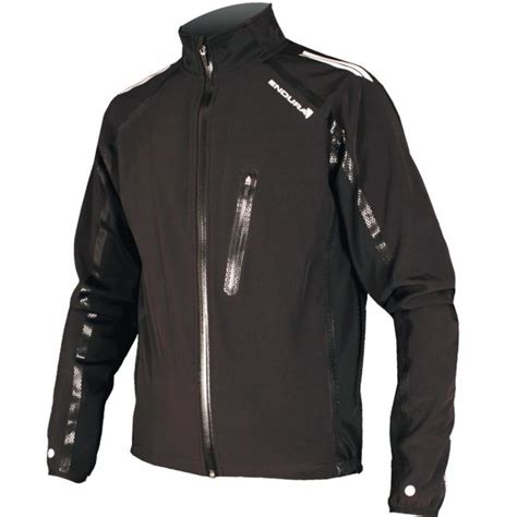 waterproof softshell cycling jacket endura stealth ii softshell waterproof cycling jacket