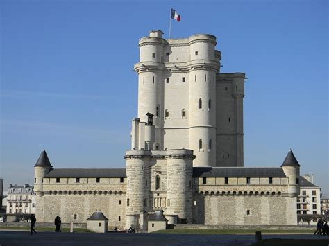 French Chateau Style by Donjon De Vincennes Wikip 233 Dia